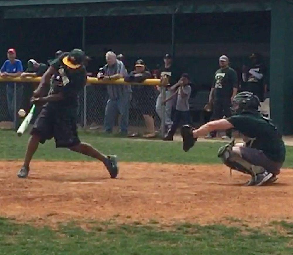 LDHS baseball alumni game