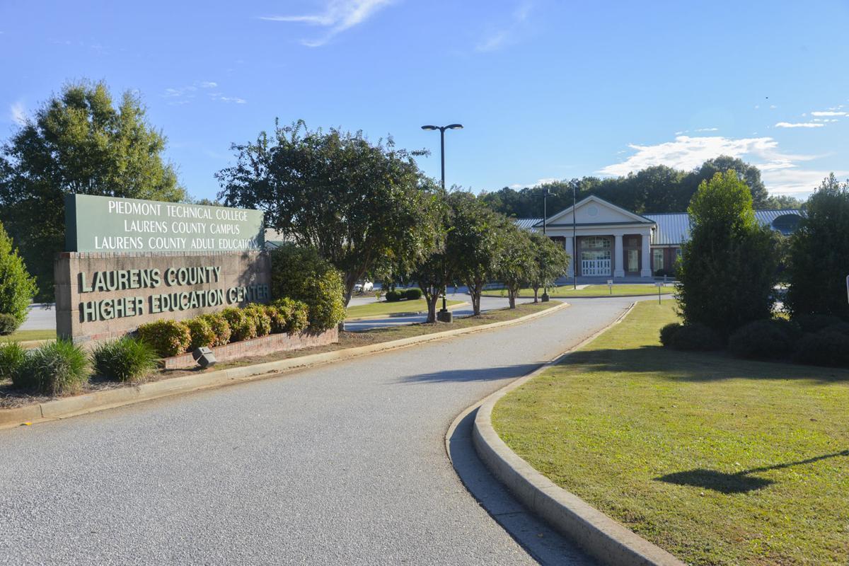 Laurens Campus Entrance.JPG
