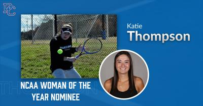 Thompson Nominated for 2020 NCAA Woman of the Year