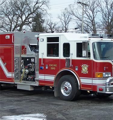 Clinton DPS to get new fire truck, on-body cameras