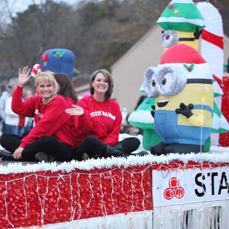 Laurens Sc Christmas Parade 2020 Main Street Laurens releases Christmas Parade lineup; tree
