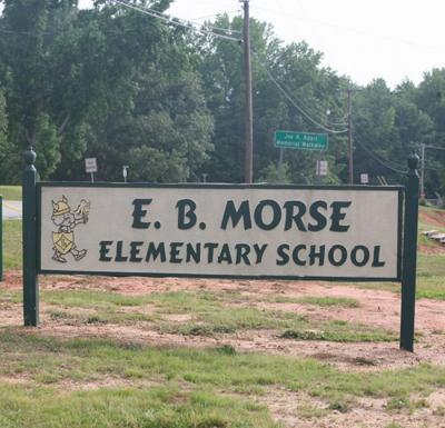 E.B. Morse Elementary student brings knife to school