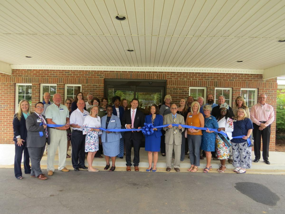 Hospice of Laurens County - Palliative Care Ribbon Cutting 016.JPG