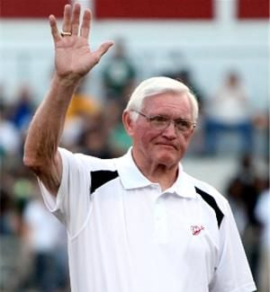 Richardson inducted into S.C. Football Coaches Hall of Fame