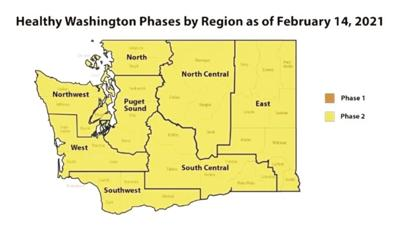 Washington Regions