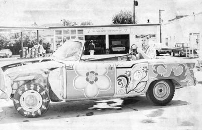 Mystery Picture: Jaycees Parade Car