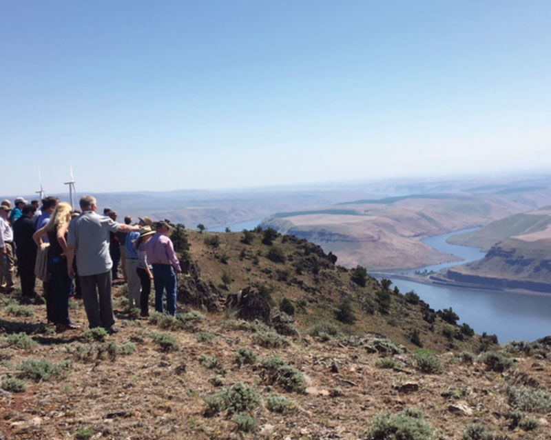 Group meets to examine planned pumped storage project