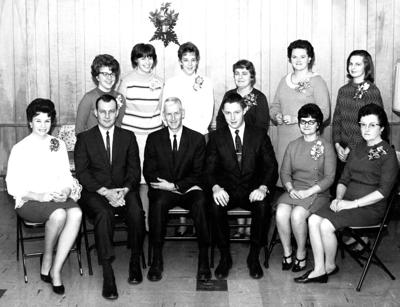 Mystery Picture: National Bank of Commerce staff