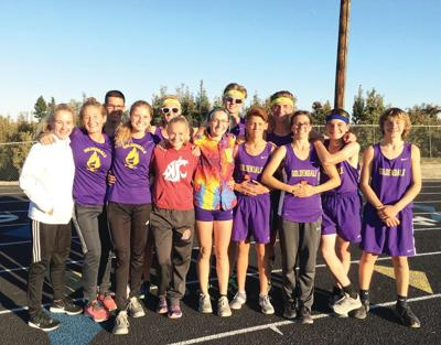 G'dale cross country cleans up