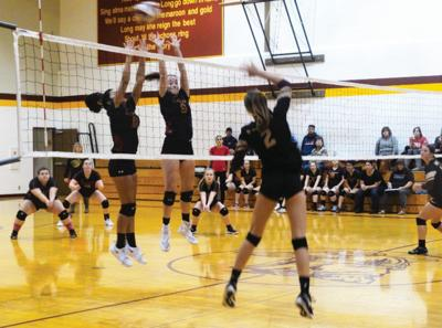 Klickwood Volleyball results