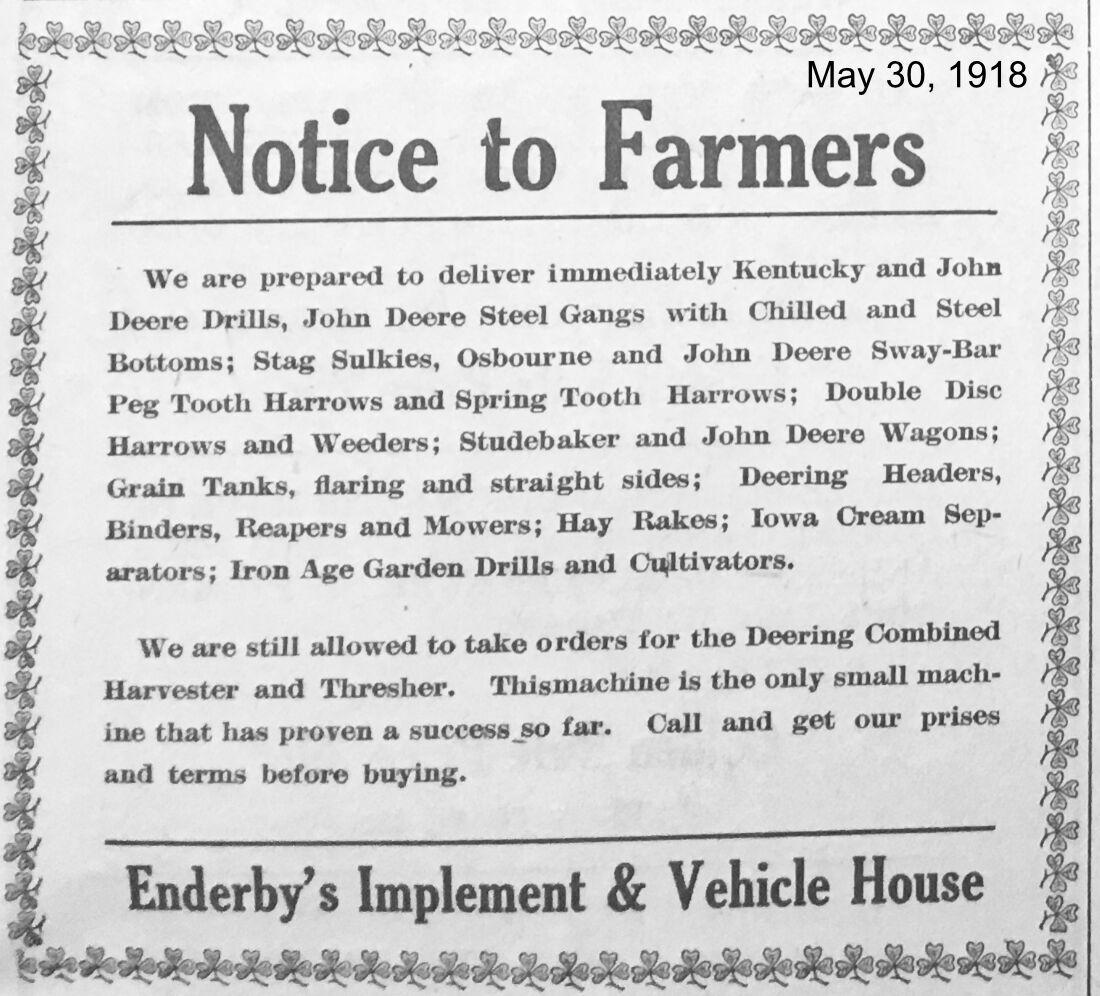May 30, 1918