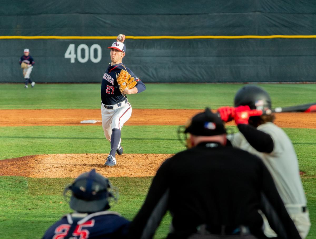 Baseball: Gonzaga splits doubleheader against CSUN on Saturday
