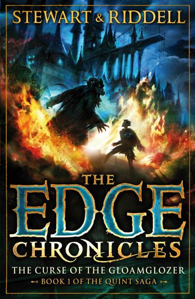 """The Edge Chronicles"" book series"