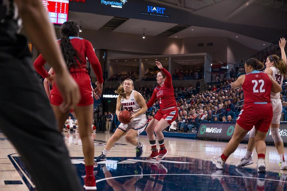Townsend's sharp shot gives GU women's basketball win vs LMU