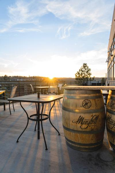 Merryhill Winery is located on 1303 W. Summit Parkway and is home to one of the best wineries in Spokane.