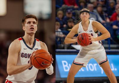 Gonzaga Basketball shows out at WCC reward for both men and women