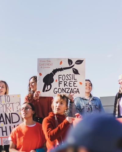 Fossil Free GU