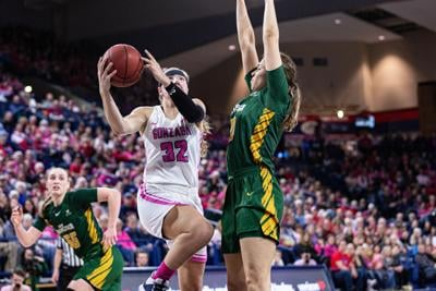 Commentary: An ode to Gonzaga women's basketball and adversity
