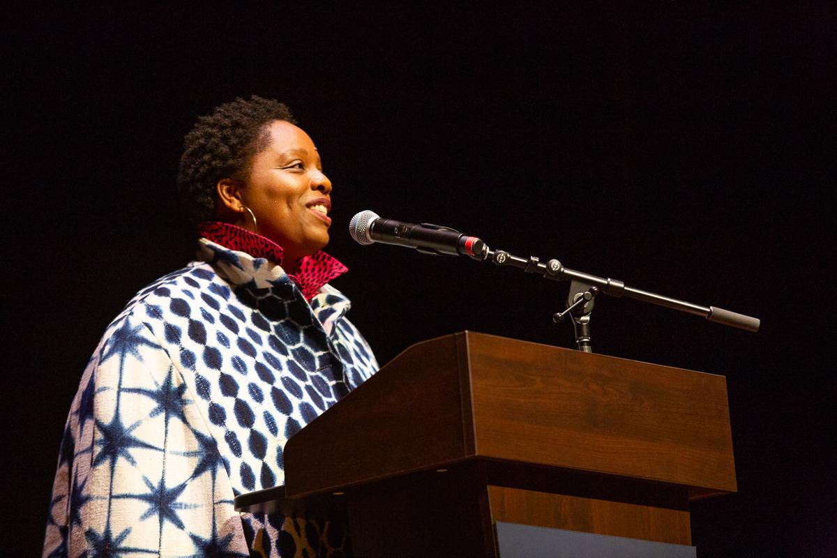 Gonzaga brings artist and organizer Patrisse Cullors to stage