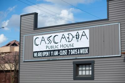 Cascadia Public House officially opened its doors on 1414 N. Hamilton St. in March.