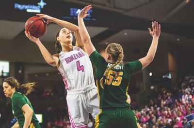 Women's Basketball: Gonzaga looks for vengeance in Las Vegas