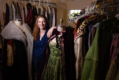 20190924 Costume Shop - LKenneally