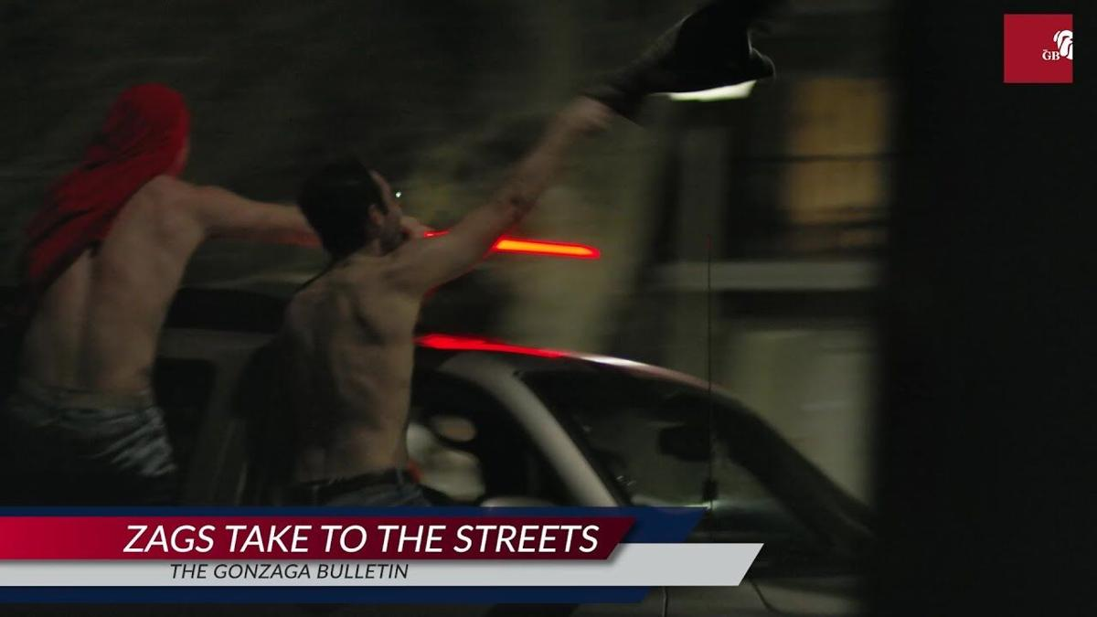 Zags Take to The Streets