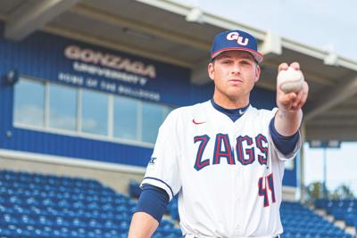 Baseball: Gonzaga's Mac Lardner leads with a steady presence