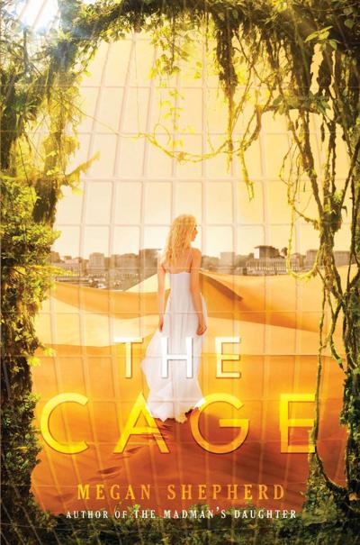 """""""The Cage,"""" by author Megan Shepard is a sci-fi thriller about a world controlled by aliens and dominated by clashing biomes."""