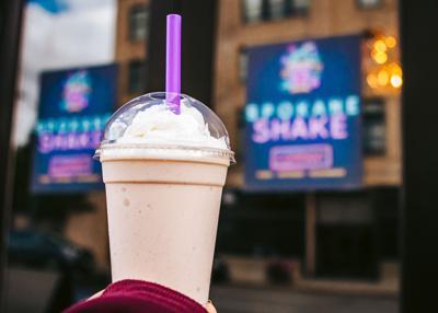 Shake from Spokane Shake Company