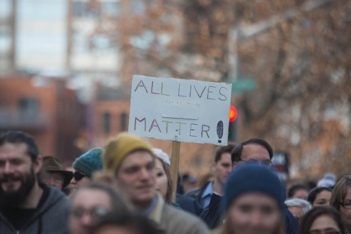 MLK Unity March