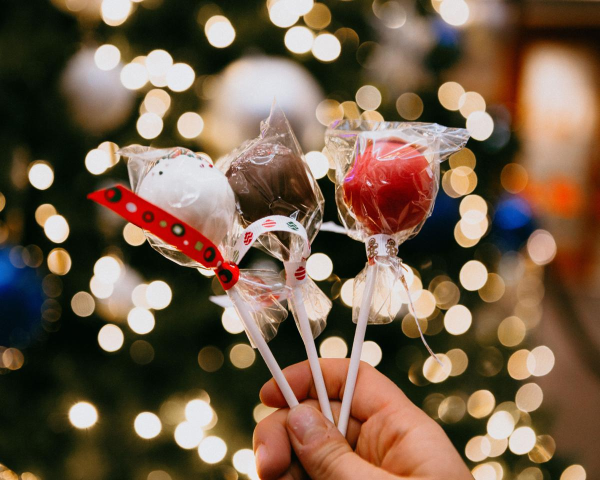 Gonzaga's Cake Pop Girl turns passion for baking into business