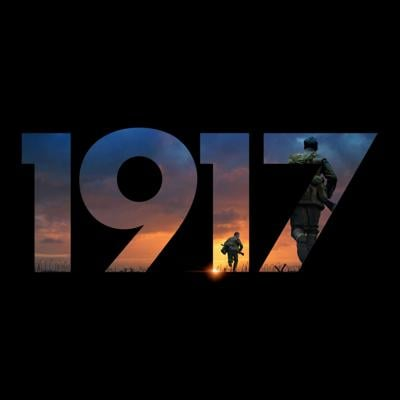 '1917' movie cover