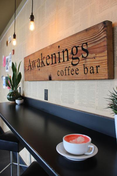 Get jazzed on java at Spokane's hidden Awakenings Coffee Bar
