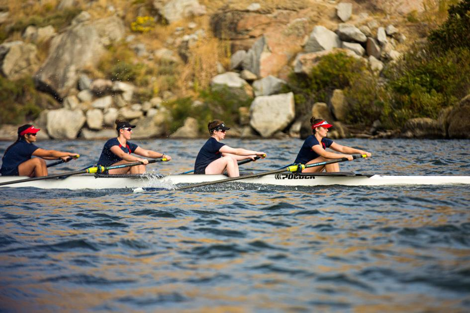 Women's Rowing: Fawley Cup becomes a tradition for GU rowing
