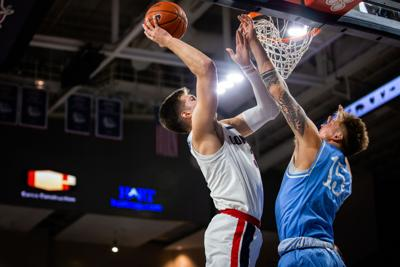 Men's Basketball: Gonzaga's Petrusev spins the competition away