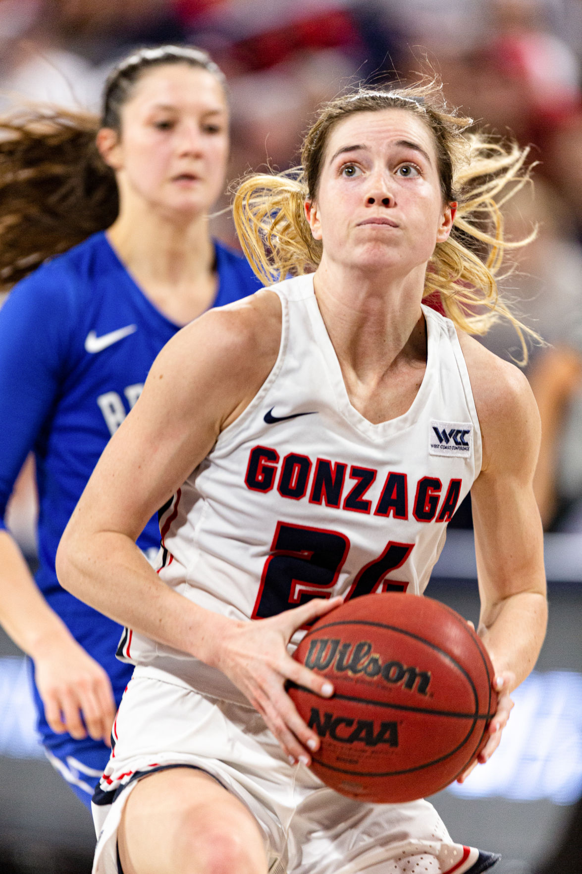 Women's basketball: Double losses motivate Gonzaga's drive to win