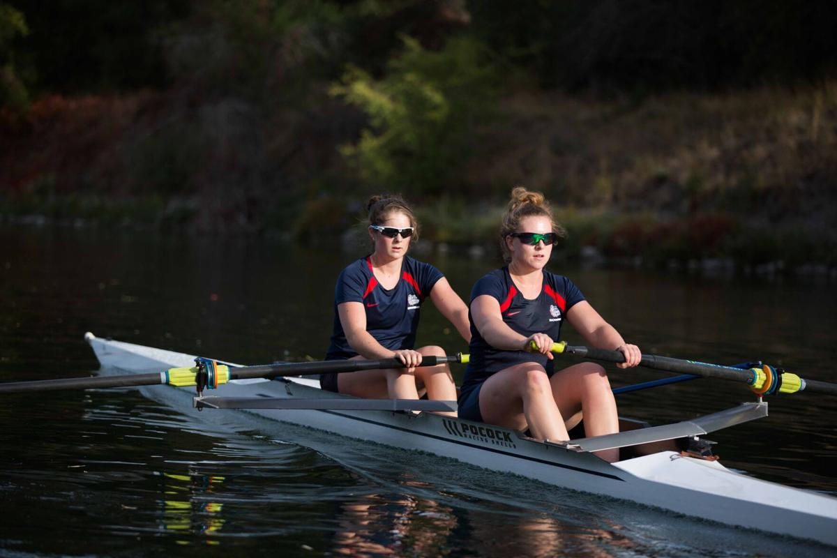 women's rowing photo