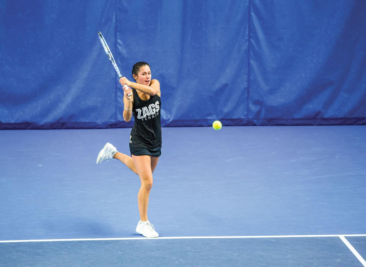 Gonzaga women's tennis 1