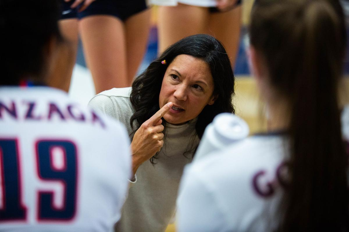 Gonzaga volleyball vs. Saint Mary's