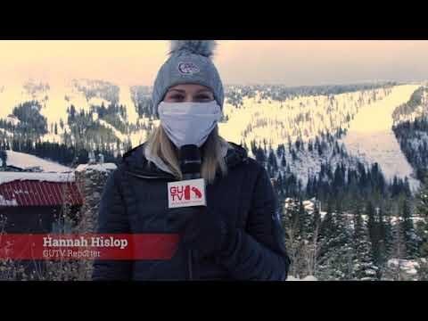 Ski Season 2020 Schweitzer Mountain
