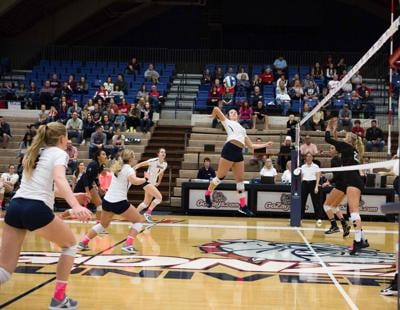 WCC volleyball schedules photo