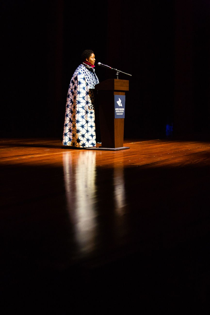 Gonzaga brings artist and organizer Patrisse Cullors to the stage