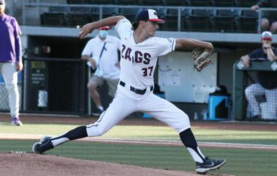 Baseball: Jacob's shutout powers Zags past LSU 3-0 in Regionals