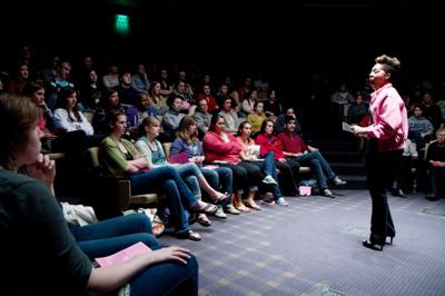 'Vagina Monologues' staged on campus