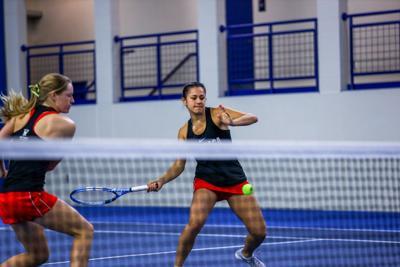 Women's tennis: Gonzaga team chases progress over perfection