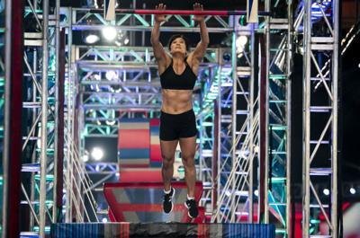 Sandy Zimmerman - 'American Ninja Warrior'