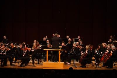 Violinist Midori and Gonzaga Symphony Orchestra dazzle audience