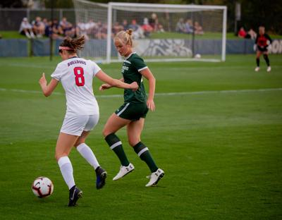 Women's soccer: Gonzaga vs. Colorado State