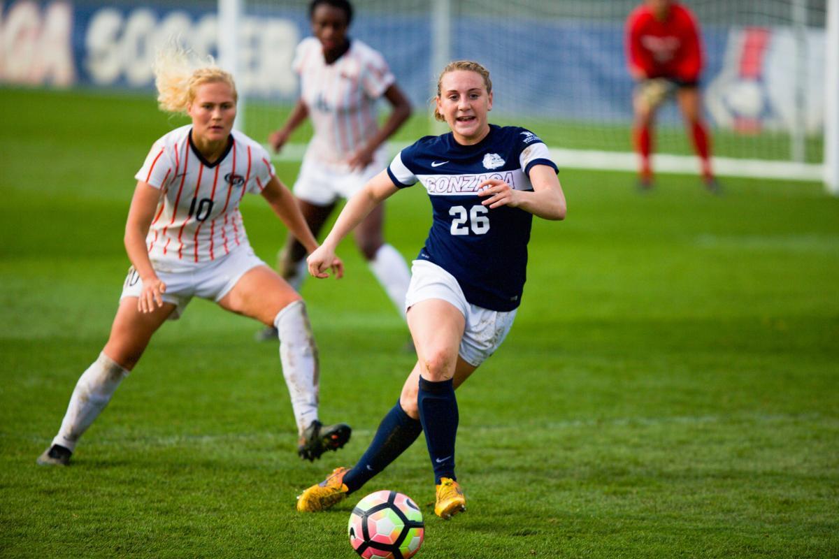 Womens soccer vs Pacific